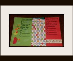 Macaroni Made: Morning Checklist