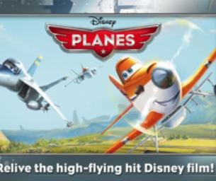 Mac App Giveaway: Planes: Storybook Deluxe
