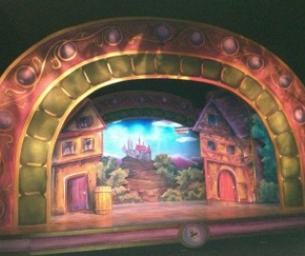 Rumpelstiltskin at the Center for Puppetry Arts