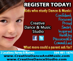 Creative Dance and Music Studio Open House