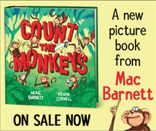 Count the Monkeys by Mac Barnett