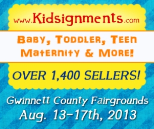 KIDSIGNMENTS, INC THE CHILDREN'S CONSIGNMENT SALE