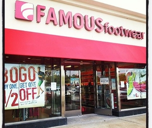 FAMOUS FOOTWEAR: Review and Deep Discounts
