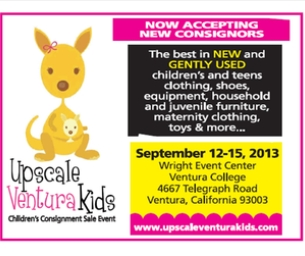 HUGE KID'S CONSIGNMENT SALE THIS SEPTEMBER