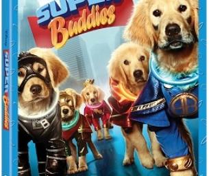 New Super Buddies DVD from Disney!