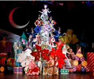 Win Tix to Cirque Holidaze at Cobb Energy Centre