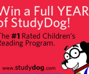 GIVEAWAY: A FULL YEAR SUBSCRIPTION TO STUDYDOG