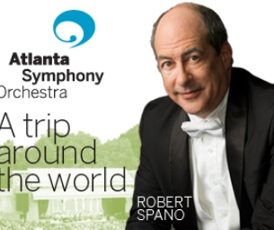 "GIVEAWAY: ""A TRIP AROUND THE WORLD"" w/Robert Spano"