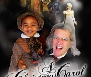WIN 4 Tickets to A CHRISTMAS CAROL at The Alliance