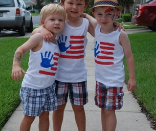 What are your Kids Wearing this Labor Day?