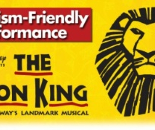 Autism-Friendly Performance of The Lion King