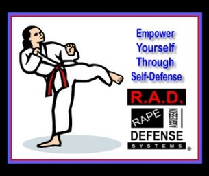 Personal Defense Program for Women Starting 9/24