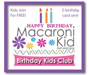 Happy Birthday Macaroni Kid Club Members!