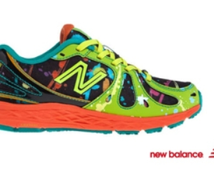 Introducing New Balance's Splatter Paint Shoes