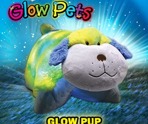 Snuggle Up with Glow Pets!