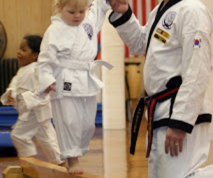 Pre School Karate--Really?