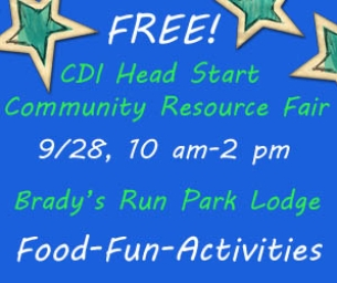 Head Start Community Resource Fair