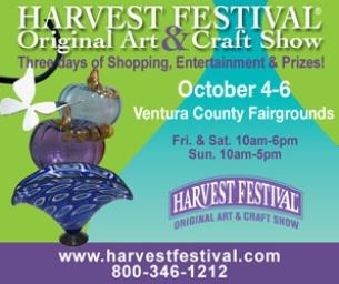 Harvest Festival Original Art & Craft Show