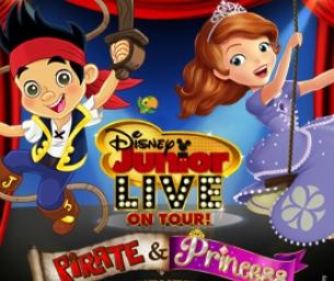 Disney Junior Live on Tour! Pirate and Princess