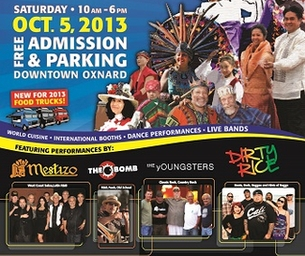 OXNARD MULTICULTURAL FESTIVAL IS SATURDAY
