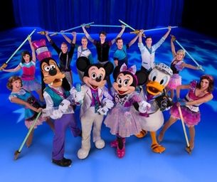 "Disney on Ice Presents ""Rockin Ever After"""
