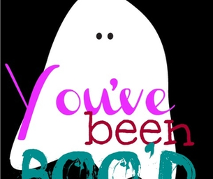 You've Been Boo'd