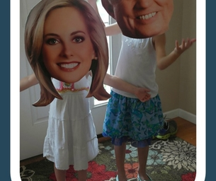 We've Got Big Heads This Halloween-As Seen On KDKA