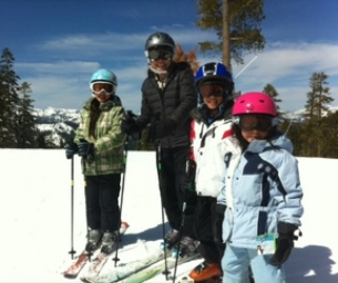 Northstar at Tahoe - A Family Destination!