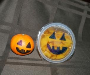 Some Healthy Halloween Treats!