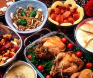 Surviving Holiday Feasts