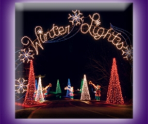 Winter Lights, Displays and Other Attractions