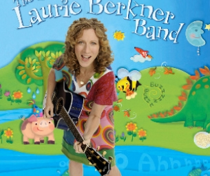 The Laurie Berkner Band is coming to the Burgh!!!