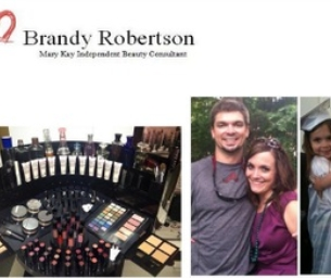 MARY KAY WITH BRANDY ROBERTSON