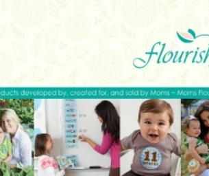 MOMS FLOURISH~PRODUCTS MADE BY MOMS FOR MOMS!