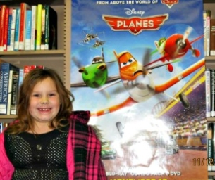 "Disney ""Planes"" Coming to DVD!"
