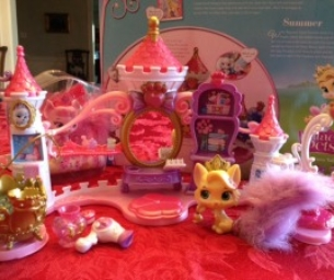 Disney Princess Palace Pets & Beauty Salon