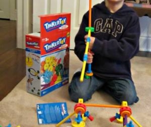 Tinkertoys by K'nex
