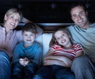Plan a Family Movie Night!