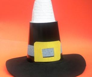 Pilgrim Hat Utensil Holder