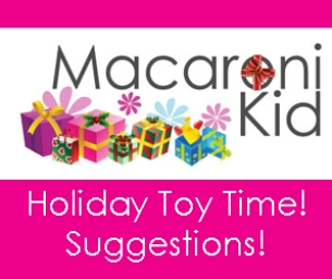 HOLIDAY TOY TIME  SUGGESTIONS