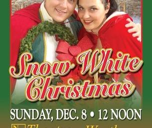 Win 4 Tix to Snow White Christmas!