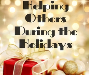 Serving Others As A Family This Holiday