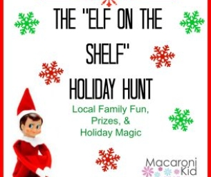 Elf On The Shelf Local Holiday Hunt 11/29-12/24