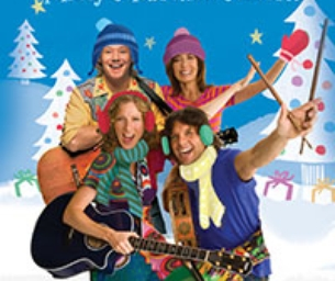 The Laurie Berkner Band 2013 Holiday Show