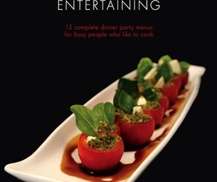 "Win a Signed Copy of ""Eclectic Entertaining"" Cookbook"