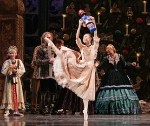 Giveaway: Win 2 TIX to Atlanta Ballet's Nutcracker!
