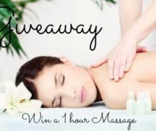 "GIVEAWAY!!!  Win a 1 hour Massage at ""Feed The Soul"" in Rocky Hill"