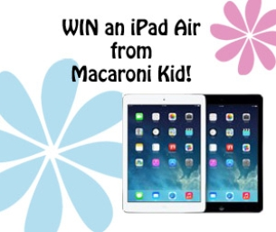 Win an ipad Air!!