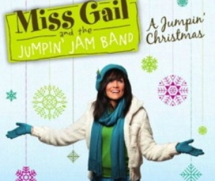 CD Review & Giveaway: A Jumpin' Christmas