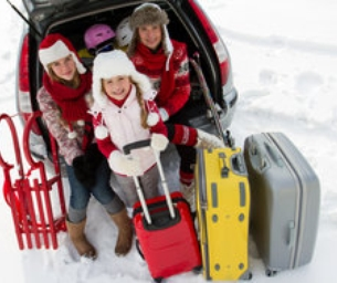 Five Ways to Stay Healthy During Holiday Travel